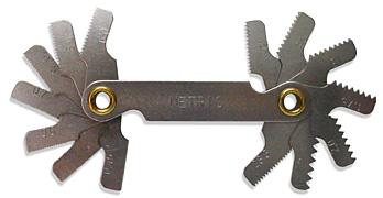 Screw Pitch Gauges Ics Cutting Tools