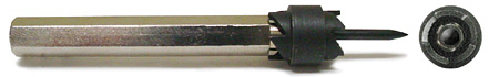spot weld cutter - top and side view